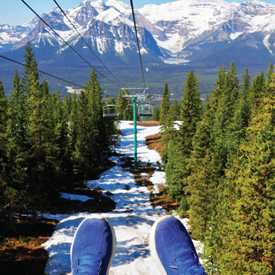 Lake Louise Ski Lift
