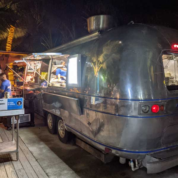 cocovan where to eat in turks and caicos