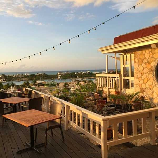 magnolia best places to eat in turks and caicos